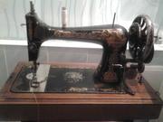 SINGER 1908г.в. Ручная швейная машина.